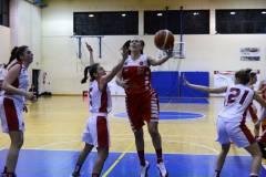 Acciaierie Valbruna Bolzano doma nell'ultima amichevole del pre season il Basket Montecchio Maggiore
