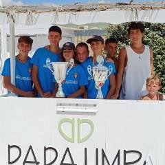 Finali nazionali Sand basket Civitanova Campione d'Italia