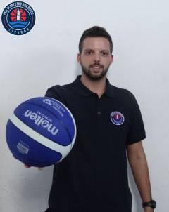 Il responsabile del minibasket Davide Pantaleo: