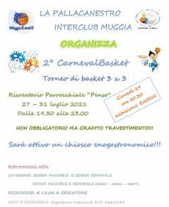 Ritorna a Muggia il divertimento targato Interclub... è tempo di Carneval Basket