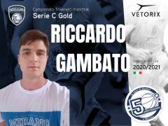 Una guardia dal dna biancoazzurro: Riccardo Gambato alla Vetorix