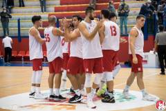 La Pavimaro Molfetta si arrende a Ruvo, nell'ultima giornata del girone R di Supercoppa