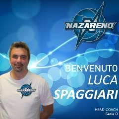Luca Spaggiari nuovo Head Coach della Nazareno Carpi