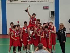 Doppio successo per le giovanili dell'Unisalute Vicenza: Under 14 e Under 16 Campioni Regionali!