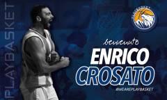 Pizeta Playbasket piazza il colpo e si assicura dalla Serie B Enrico Crosato!