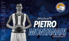 Pizeta Playbasket piazza il colpo Pietro Montanari