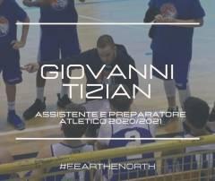 Playbasket completa lo staff tecnico con Giovanni Tizian