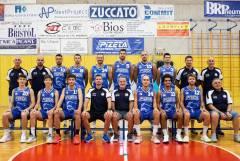 Lunedi 23 agosto è iniziata la stagione per la prima squadra targata Pizeta Express
