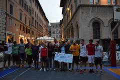 Straordinario successo dell'edizione 2018 in pieno centro a Perugia