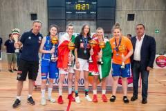 Anna Rescifina nel quintetto ideale delle finali nazionali under 16 2018/2019 di Chianciano Terme
