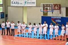 Alfa alle finali nazionali con Cus Genova e Valentino Basket Castellaneta