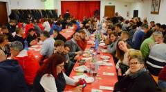 Cena di Natale per la famiglia della Polisportiva