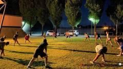 Prende forma la prima squadra femminile dei coach Lanza e Patisso