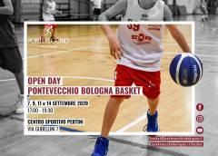 Open day Minibasket e Baby Basket Pontevecchio