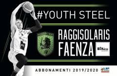 Youth Steel: la campagna abbonamenti 2019-20 della giovane Rekico