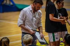 Il Ponzano Basket riparte da coach Filippo Campagnolo