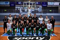 Primo allenamento della stagione 2018-19 al Palacattani