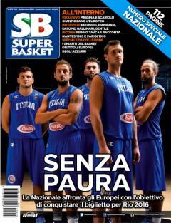 [SB]Superbasket è in edicola con un numero interamente dedicato alla Nazionale