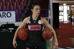 Beatrice Attura è una giocatrice dell'Umana Reyer