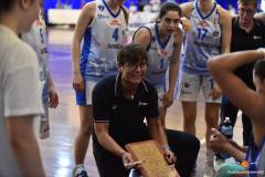 Intervista al tecnico della squadra neopromossa in A2 femminile Iris Ferazzoli