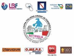 Coppa Italiana U20 femminile a Battipaglia, ecco gironi e calendario