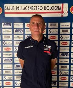 Stagione 2020/21: la Salus firma Marco Lucaccini