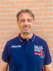 Stagione 20/21: la Salus firma Fabrizio Fantasia