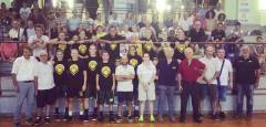 È iniziata la nuova stagione del Fila San Martino, folla di tifosi per salutare le Lupe