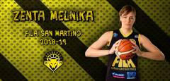 Zenta Melnika nuovo rinforzo del Fila, martedì 26 giugno incontra i tifosi al Las Vegas!