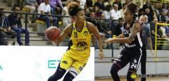 Agli Oscar Donne & Basket Jasmine Keys del Fila sarà premiata come MVP giovane di A1