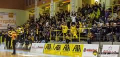 Il Fila chiude l'andata al 5° posto, in Coppa Italia sarà derby con la Reyer