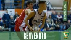 Riccardo Guccini è un nuovo giocatore della Settimo Basket