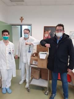 Shoemakers e Studi Buongiorno per l'Ospedale San Jacopo
