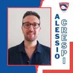 Il Progetto Giovani Cantù dà il benvenuto ad Alessio Crespi