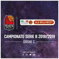 Lunedì 20 agosto parte la stagione della Teate Basket Chieti