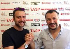 Confermato in biancorosso il play Alessio Di Sante