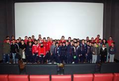 Coach Emanuele di Paolantonio Ospite d'Eccezione al TaSp Cine Club