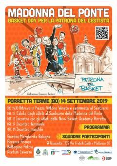 Madonna del Ponte Basket Day a Porretta Terme