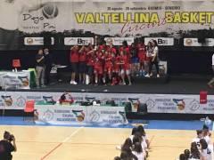 Mia Costa Masnaga Campione d'Italia U14 Femminile 2017
