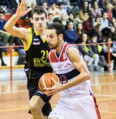 Alessandro Infanti è un giocatore della Edimes Sanmaurense Pavia