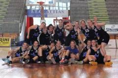 U16 Femminile conquista qualificazione alle Finali Nazionali di Trieste