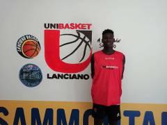 Ousmane Cissè nuovo ingresso nella Unibasket Academy