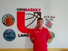 Un altro frentano alla corte di coach Di Tommaso: Carlo Muffa nuovo acquisto dell'Unibasket