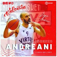 Lorenzo Andreani è il nuovo regista dell'Unione Basket Padova
