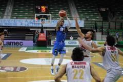 Il percorso di TVB nella fase a gironi di Eurosport Supercoppa con Trento e Trieste