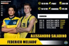 Lamezia aggiunge due giovani al roster della Serie b