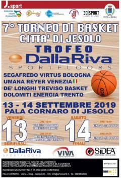 Reyer e TVB al 7° Torneo di Basket