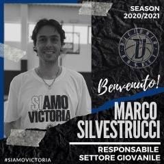 Il esponsabile del settore giovanile sarà Marco Silvestrucci