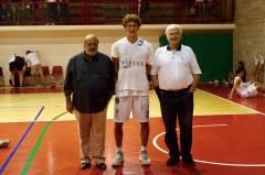Virtus Padova tessera il nazionale Under 18 Federico Miaschi