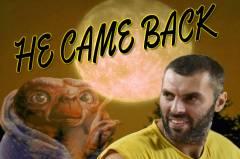 He came back: Daniele Casadei